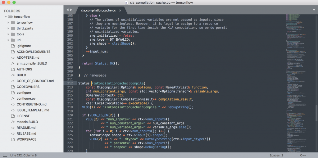 Sublime Text 3.0 — a powerful code editor for programmers